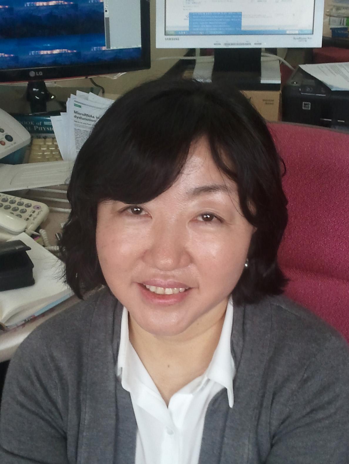 Kim, Hye Sun 김혜선사진